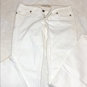 People's Liberation Tommy Lee white jean straight